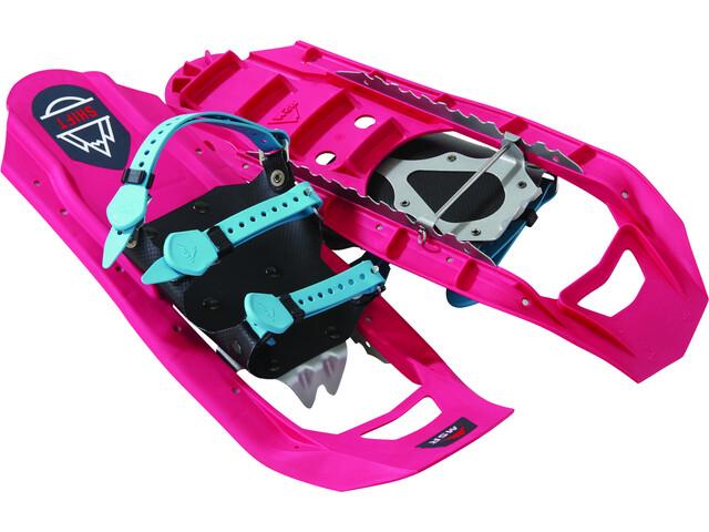 MSR Shift - Raquetas de nieve de aluminio Niños - rosa